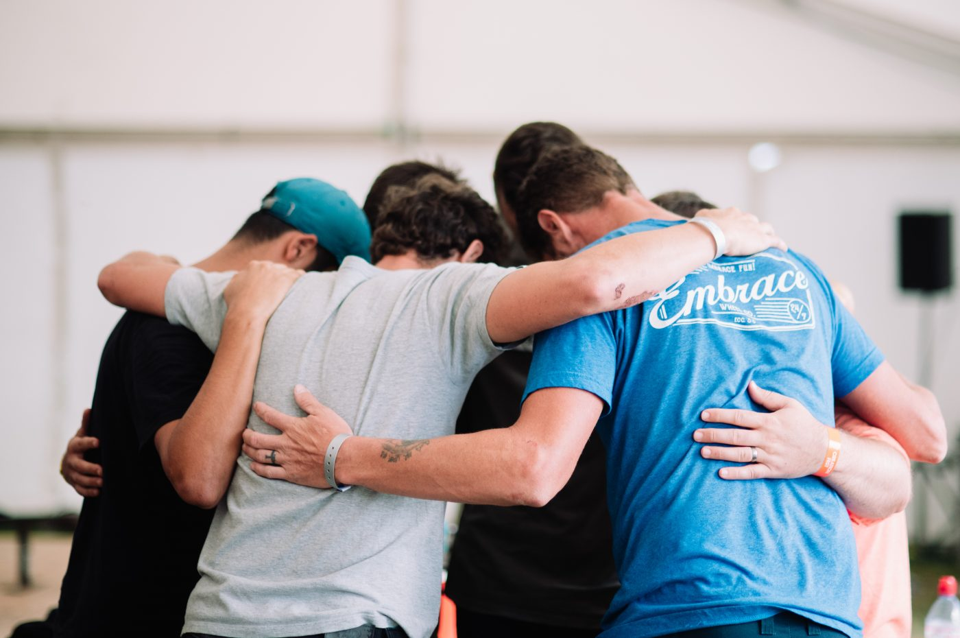 Team Praying