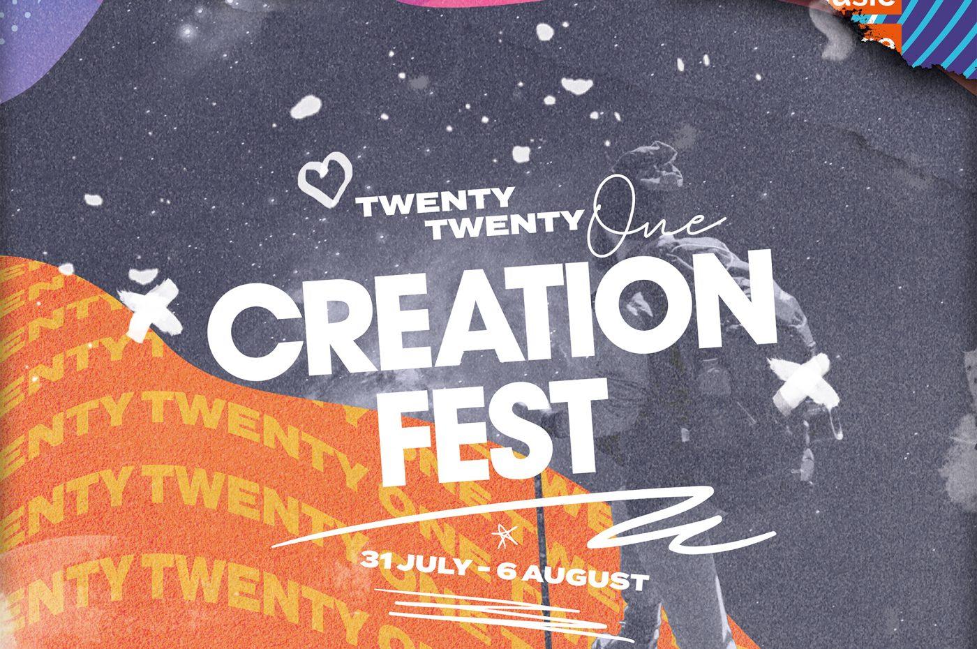 Creation fest Cancellation Square