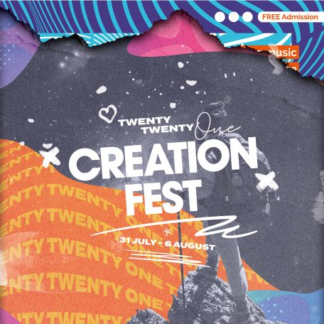 Creation fest Cancellation Square