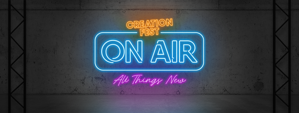 On Air Banner Image